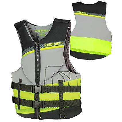 OBrien Tech Neoprene Life Vest Mens