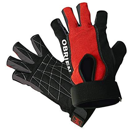 O'Brien 3/4 Ski Skin Gloves LG