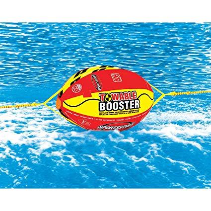 Kwik Tek Booster Ball with Custom Tow Rope 53-2030