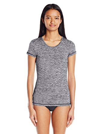 Rip Curl Women's Search Loose Fitting Short-Sleeve UV Rashguard
