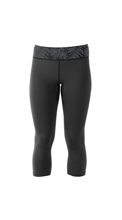 Xcel Calf Length Sport Tight UV Wetsuit, Black/Ash