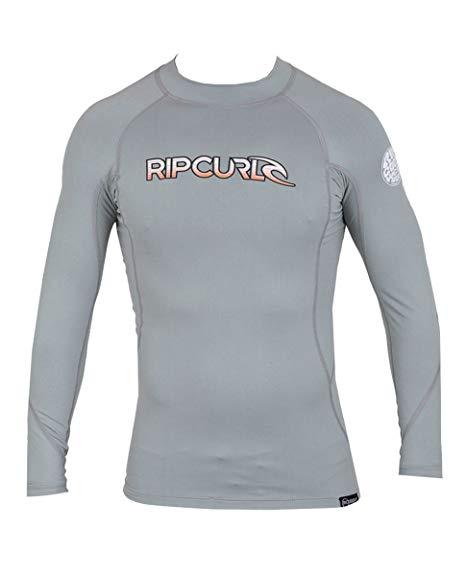 Rip Curl Corp Long Sleeve Rash Guard Shirt
