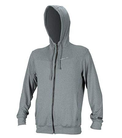O'Neill Men's Hybrid UPF 50+ Long Sleeve Full Zip Sun Hoodie