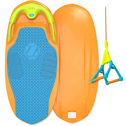 ZUP You Go Board Handle - Watersports All-in-One Kneeboard, Wakeboard, Wakeskate and Wakesurf Board