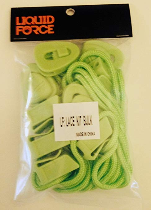 Liquid Force Wakeboard Binding Laces Set of 4