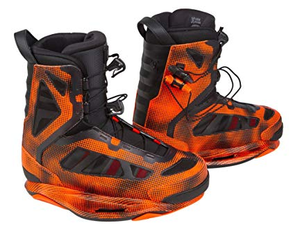 Ronix Parks Boot - Electric Orange - Intuition (2017)