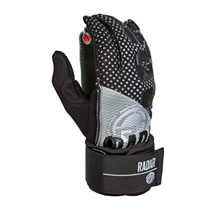 Radar Vice Inside Out Gloves Blk/Silver-BLK/SILVER