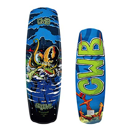 CWB Board Co. 139 Groove Wakeboard with Venza Boots
