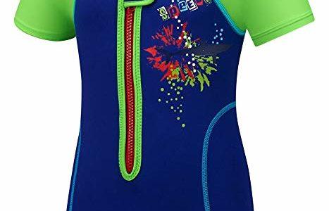 Speedo Kids UPF 50+ Begin to Swim Thermal Swimsuit Review