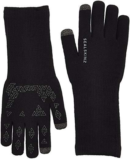 SealSkinz Ultra Grip Gauntlet Glove