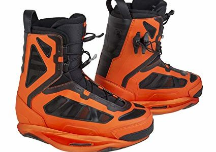 Ronix Parks Wakeboard Boots Chameleon Valcano Mens Review
